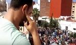 محاولة اعتقال الزفزافي وابناء الحسيمة يحمون منزله و هذا ما قاله ناصر الزفزافي