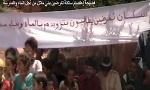 فضيحة إعتصام ساكنة تغرضين ببني ملال من أجل الماء والمدرسة