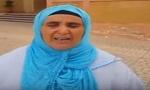 صرخة أم  خلادة الغازي لإنقاد إبنها الذي مات بسجن بني ملال مضربا عن الطعام