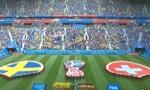 كــأس العــالم 2018 : ملخص مباراة السويد وسويسرا : 1-0